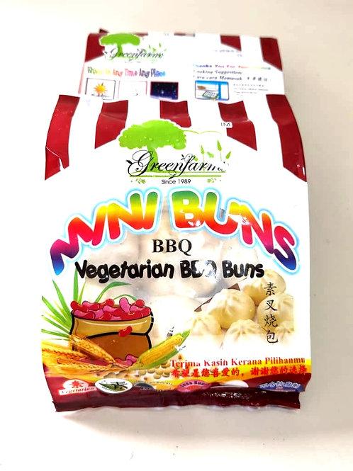 Vegetarian BBQ Buns GF ( 9 pcs )