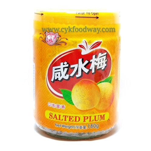 Salted Plum ( 180 g )