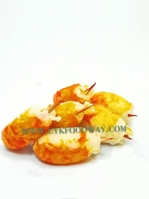 Imitation Crab Claw ( 6pcs )