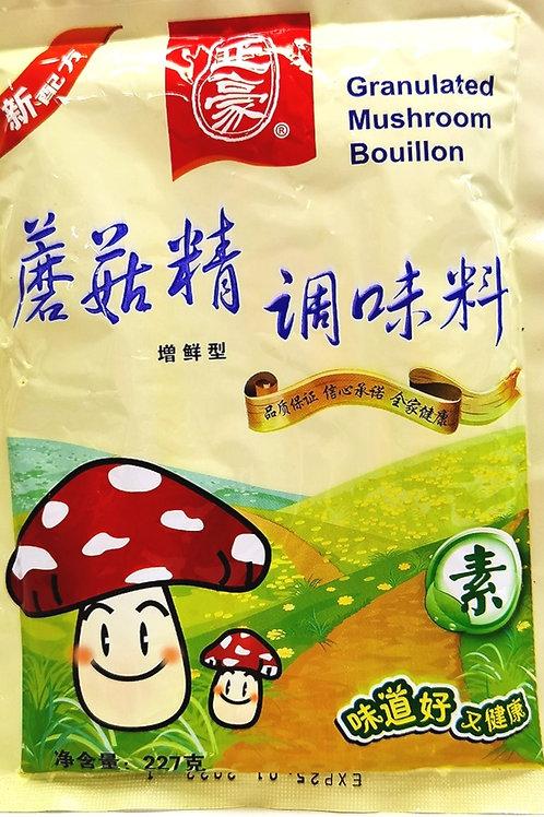 Granulated Mushroom Bouillon 磨菇精调味料 ( 227 g )