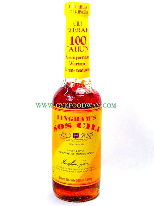 Lingham's Chilli Sauce ( 340 g )