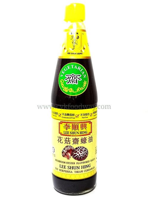Oyster Sauce Mushroom Flavoured  Lee Shun Hing Vegetarian ( 510g + 50g )