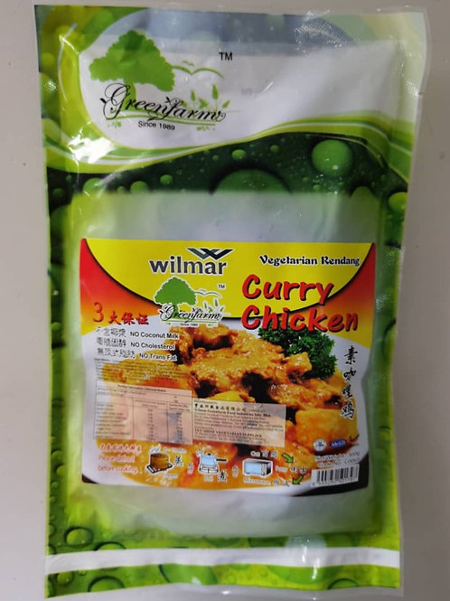 Vegetarian Rendang Curry Chicken GF ( 300 g )