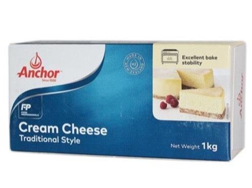 Cream Cheese Anchor (1kg/pack)