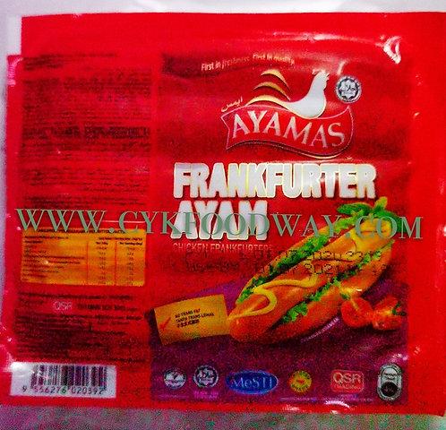 Sausage Ayamas ( 10 pcs )