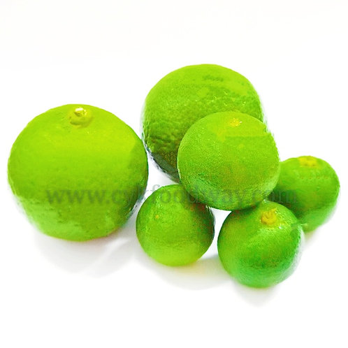 Mixed Lime & Limau Kasturi 青柠与桔仔 ( 200g ± )