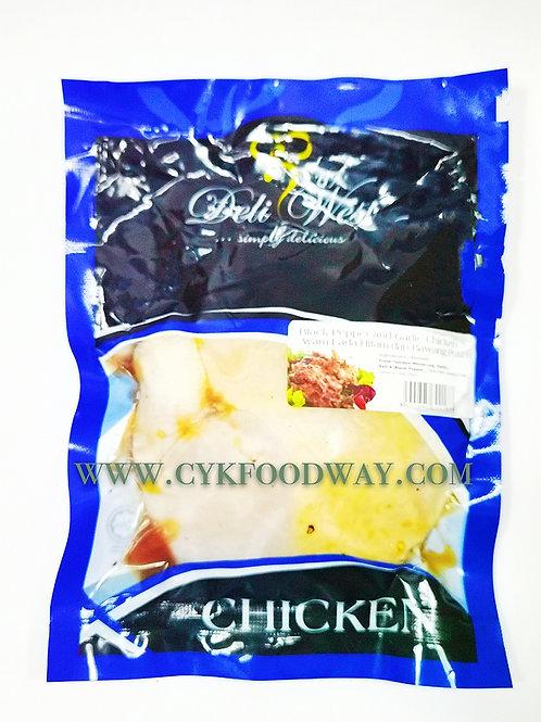 Deli West Black Pepper Garlic Chicken
