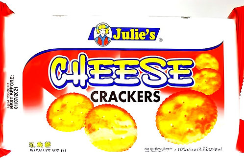 Julie Cheese Crackers ( 100 g )