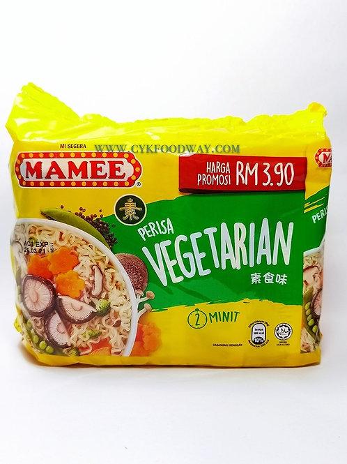 Mamee Vegetarian Instant Noodle ( 75g x 5 )