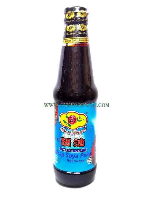 Sauce Soy Dark Rose Brand ( 500 ml )