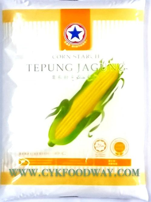 Corn Flour Cap Bintang ( 400g )