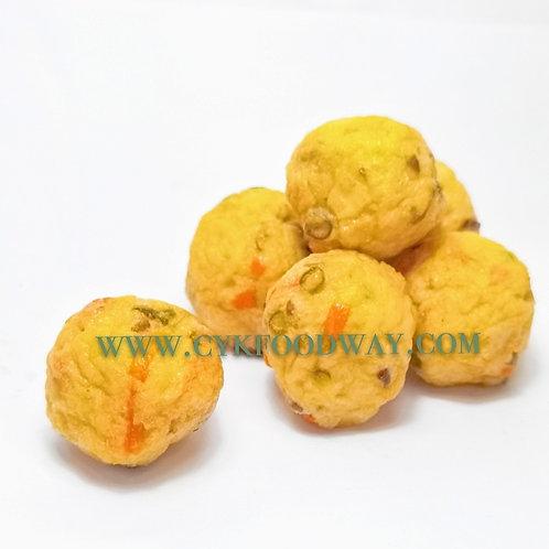 Vegie Fish Ball ( 6pcs )