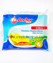 Anchor Cheddar Cheese Slices ( 12 pcs )