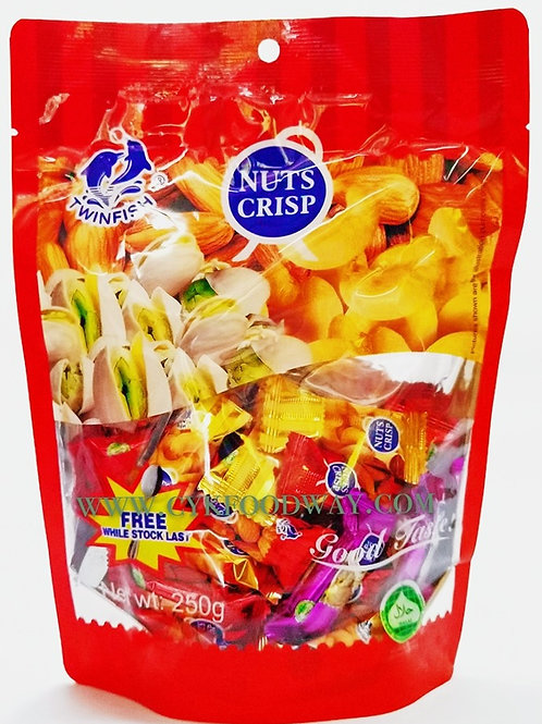 Nuts Crisp ( 250 g )