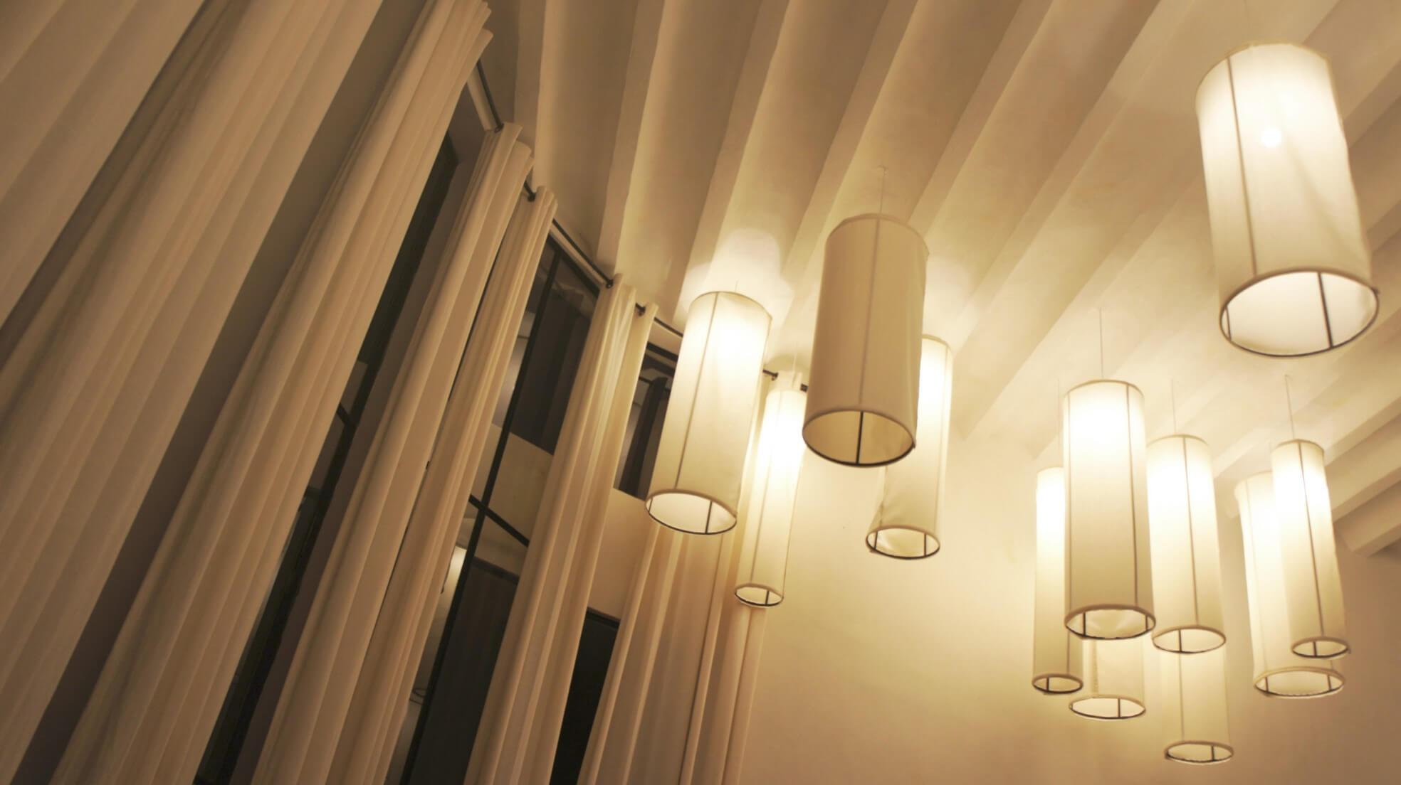lamparas sala