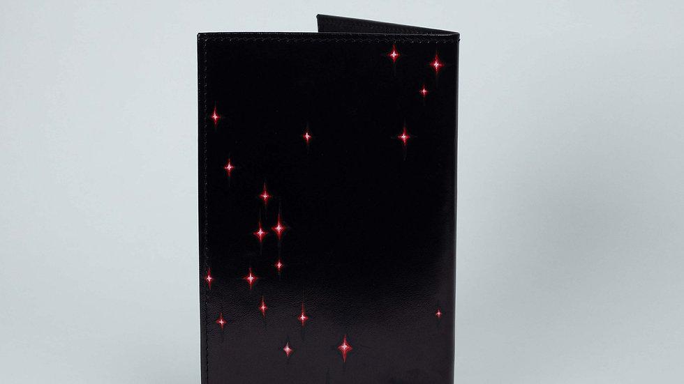 Porta pasaportes / Colección: Brillo