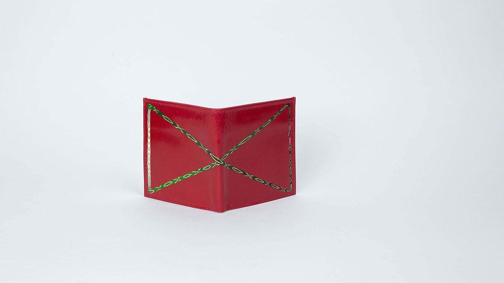 Billetera de doblez / Colección: MÈXICO