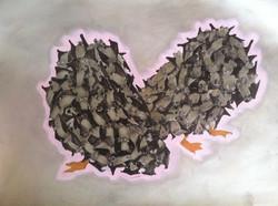 Patos con murciélagos