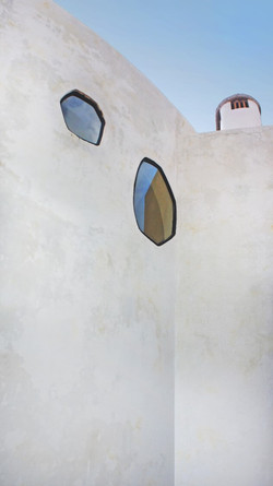 exterior ventanas detalle