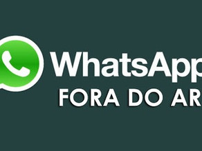 Whatsapp desativado