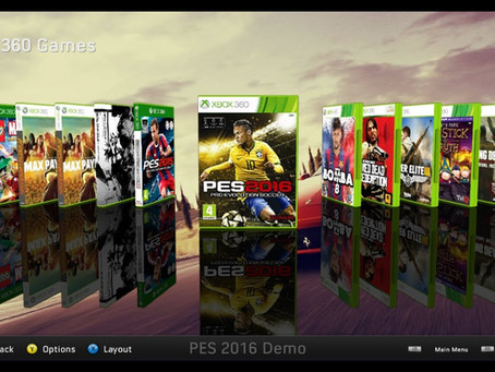 Lista de Jogos - Xbox 360 RGH