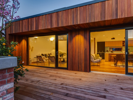 Thinking about Energy Efficient Homes for the Future