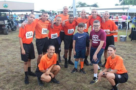Maratón 5K de la Guardia Nacional