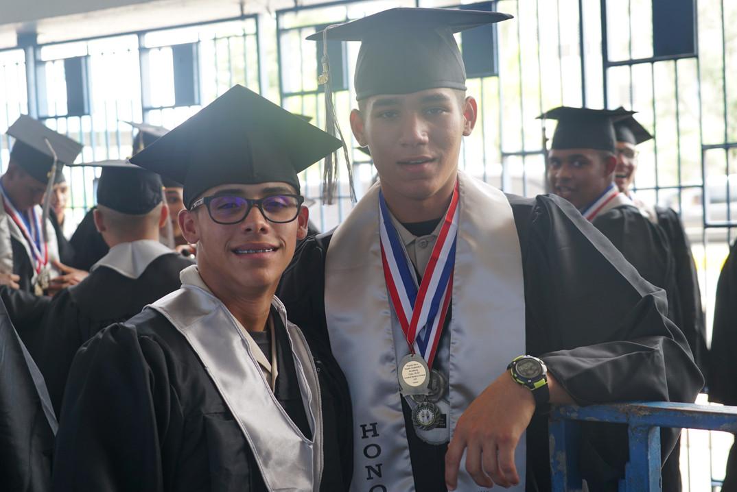 Graduación Clase 18-02