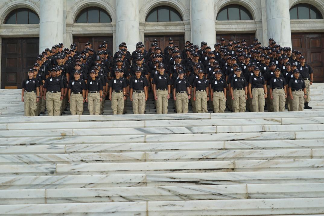 Visita al Capitolio Clase 18-01