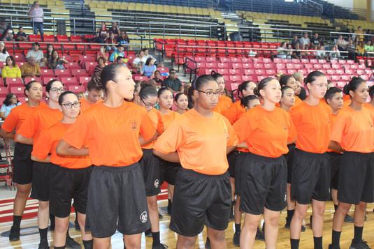 Torneo de Baloncesto Clase 20-01