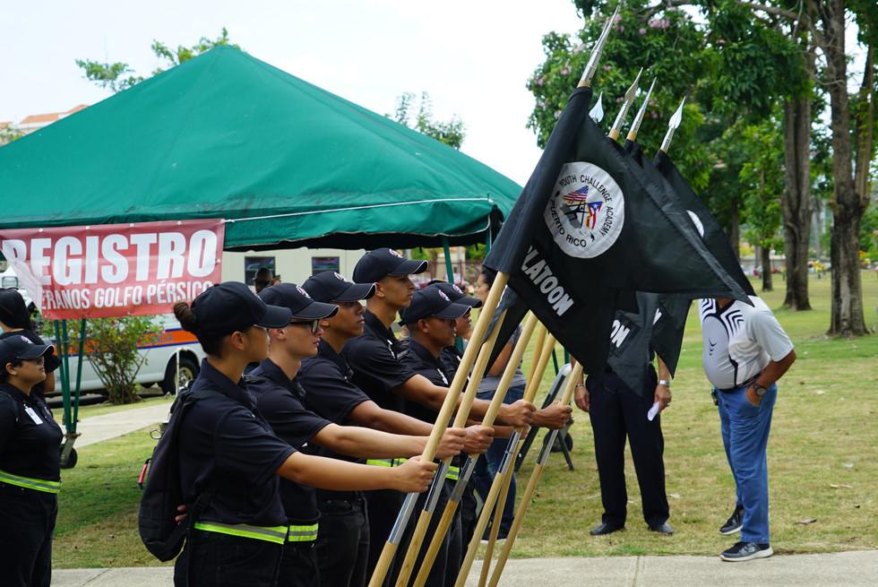 Desfile Memorial Day Clase 18-02