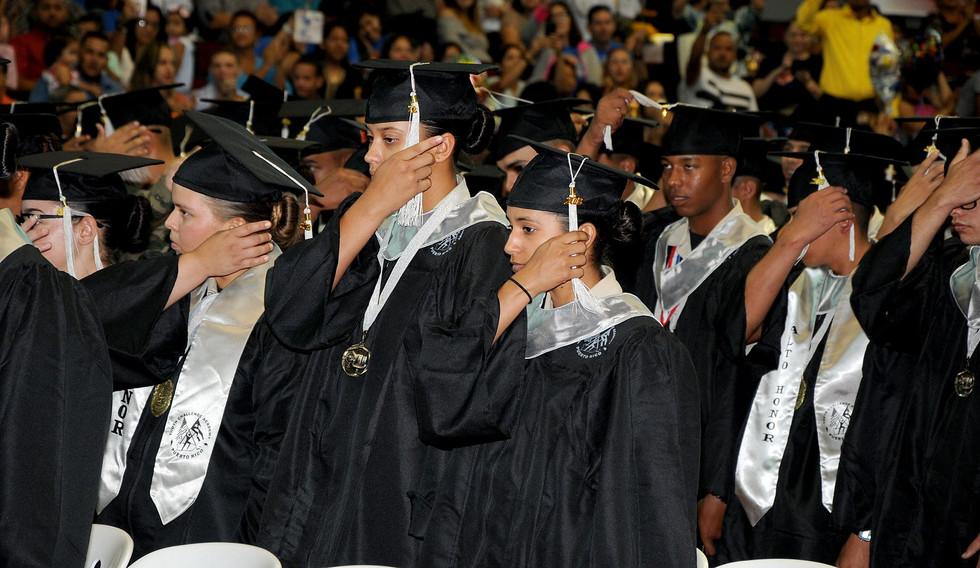 Graduación Clase 18-01