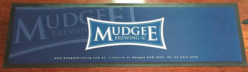 Mudgee Brewing Bar Mat