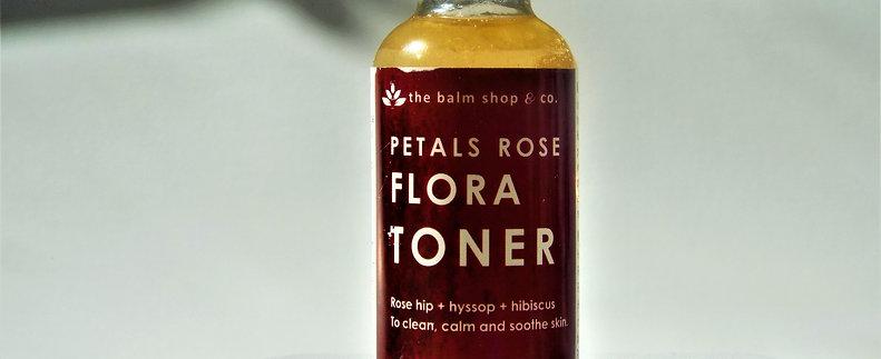 PETALS ROSE FLORA TONER