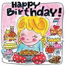 Happy Birthday 20*20