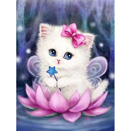 Fairy Kitten 20*25