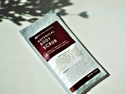 BOTANICAL BODY SCRUB