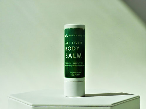 FRAGRANCE FREE BODY BALM (TRAVEL)