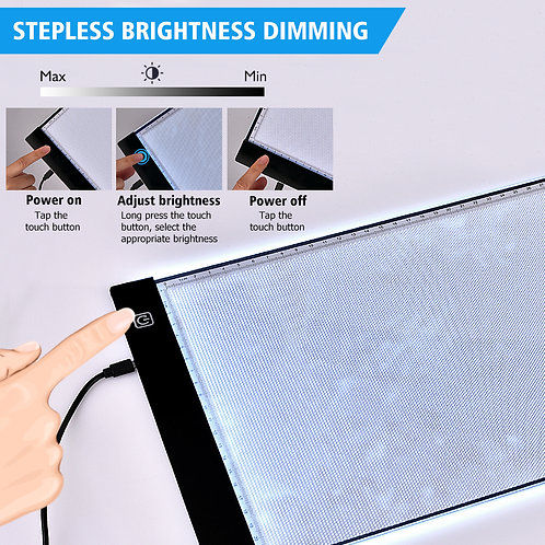 Ultra Thin A4 Lightpad