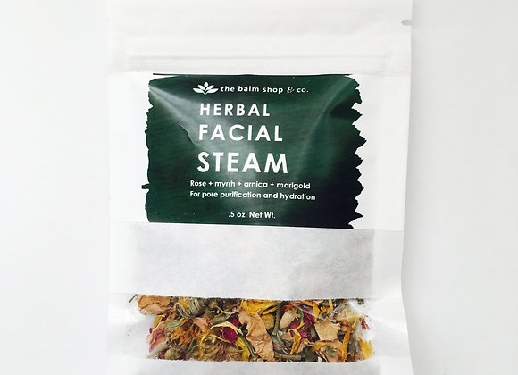 Herbal Facial Steam