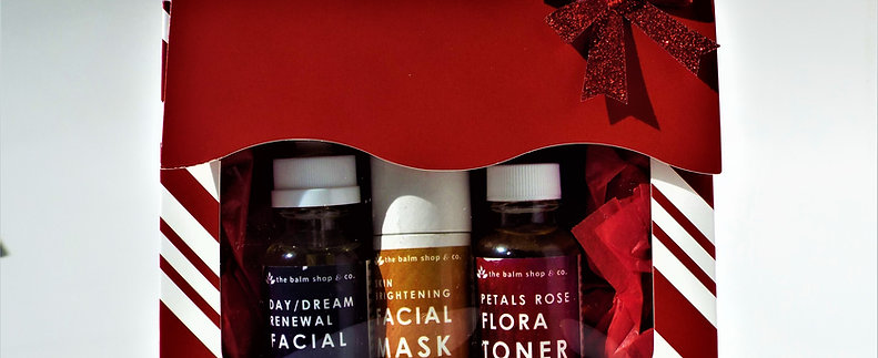 FACIAL CARE GIFT TOTE