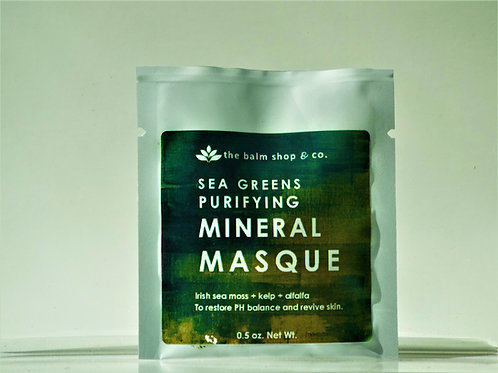 SEA-GREENS PURIFYING MINERAL MASQUE