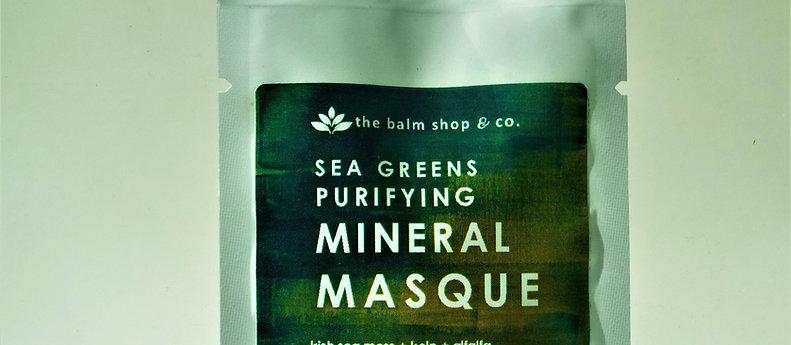 SEA-GREENS PURIFYING MINERAL MASQUE