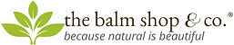 the balm Shop & co. logo lateral 10.16.j