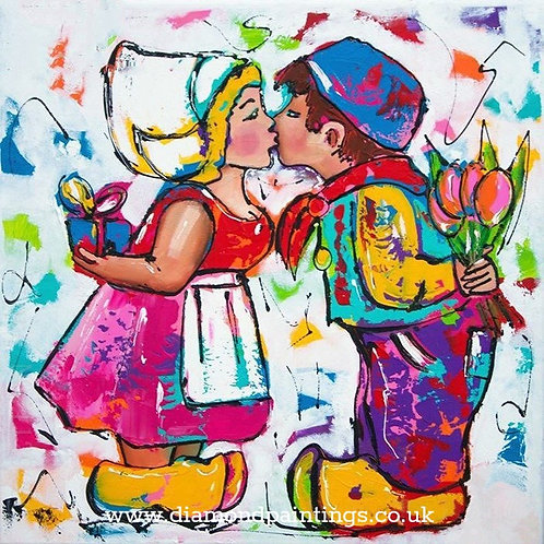 Dutch Kiss  20*20