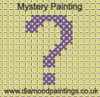 Mystery Diamond Painting