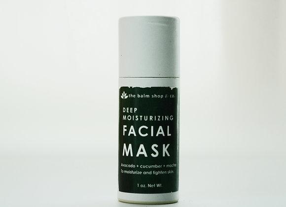 Deep Moisturizing Facial Mask