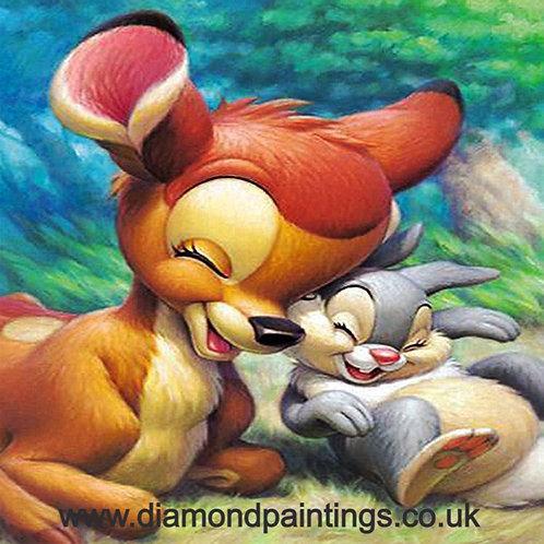Bambi & Thumper 30*30