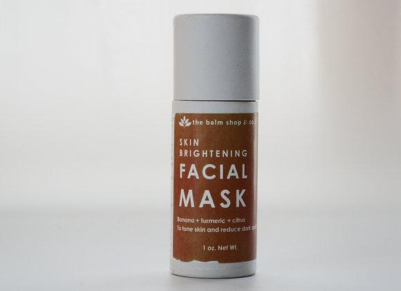 Skin Brightening Facial Mask