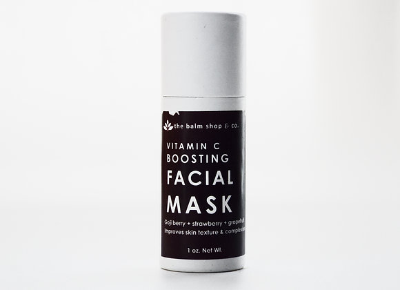 Vitamin C Booisting Facial Mask